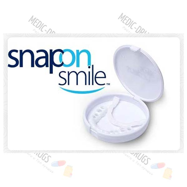 Snap On Smile